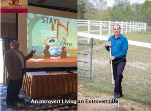 An Introvert Living an Extrovert Life